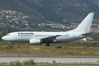 PH-XRA @ LEMG - Transavia Boeing 737-700
