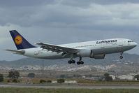 D-AIAZ @ LEMG - Lufthansa Airbus 300-600 - by Dietmar Schreiber - VAP