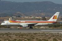 EC-FTR @ LEMG - Iberia Boeing 757-200