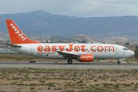 G-IGOB @ LEMG - Easyjet Boeing 737-300 - by Dietmar Schreiber - VAP