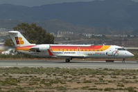 EC-IKZ @ LEMG - Air Nostrum Regionaljet