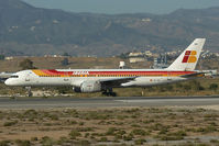 EC-HIV @ LEMG - Iberia Boeing 757-200