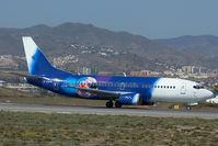 G-ZAPM @ LEMG - Titan Boeing 737-300