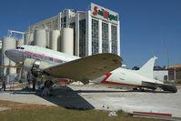 EC-CPO @ LEMG - Iberia DC3