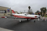 N850LT @ KCMA - Camarillo airport
