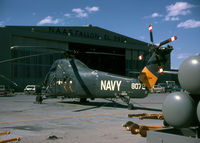 148079 @ USN - This A/C was used as one of our SAR Helos at NAAS Fallon, Nev. in the late 60'. This photo was taken in May of 1968. The movie  - by Mitch Luetger