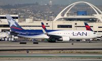 CC-CWG @ KLAX - CC-CWG with the Theme building in the background - by Jonathan Ma