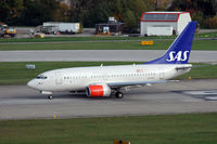 LN-RRX @ LSZH - Scandinavian Airlines - on rwy for take off - by Loetsch Andreas