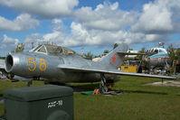 58 @ EVRA - Russia Air Force MiG-15UTI