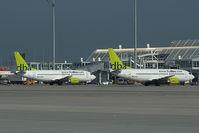 D-ADIF @ EDDM - Deutsche BA Boeing 737-300