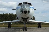 CCCP-65874 @ EVRA - Tupolev 134 - by Dietmar Schreiber - VAP