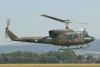 5D-HT @ LOWL - Austrian Air Force Bell 212