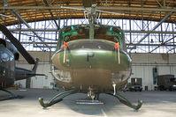 5D-HP @ LOWL - Austrian Air Force Bell 212