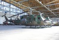 5D-HR @ LOWL - Austrian Air Force Bell 212