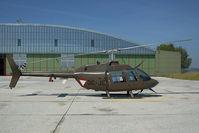 3C-JE @ LOWL - Bell 206 Austrian Air Force - by Dietmar Schreiber - VAP