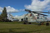 20 @ EVRA - Russia Air Force Mil Mi24