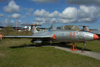92 @ EVRA - Russian Air Force Let 29 - by Dietmar Schreiber - VAP