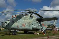 09 @ EVRA - Russia Air Force Mil Mi6