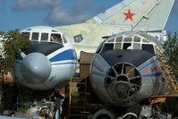 CCCP-42328 @ EVRA - Tupolev 104 Aeroflot - by Dietmar Schreiber - VAP