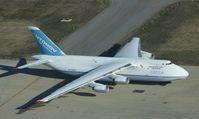UR-82007 @ KRFD - An-124-100