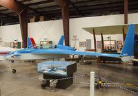 N85H - Rutan (D.E. Hatten) Long-EZ at the Planes of Fame Air Museum, Valle AZ