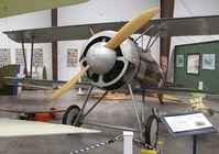 N1094G - Carl R Swanson Siemens-Schuckert D IV replica at the Planes of Fame Air Museum, Valle AZ - by Ingo Warnecke