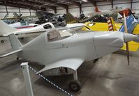 N244MC - Rand Robinson (M.E. Corradi) KR-2 (minus wings) at the Planes of Fame Air Museum, Valle AZ