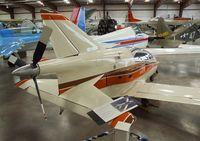 N64DS - Bede (D.J. Sauser) BD-5VEE at the Planes of Fame Air Museum, Valle AZ