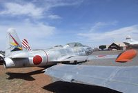 53-5341 - Lockheed T-33A at the Planes of Fame Air Museum, Valle AZ - by Ingo Warnecke