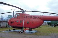 CCCP-31449 @ EVRA - At Aviomuzejs, Riga - by Micha Lueck