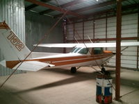 N65606 @ KEST - in the hangar at KEST - by Floyd Taber