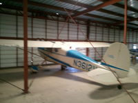 N3612V @ KEST - in the hangar - by Floyd Taber