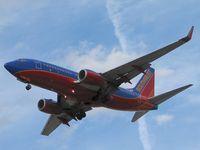 N200WN @ KLAS - Southwest Airlines