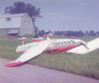 N44440 @ TZR - Storm damaged '74 Warrior