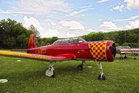 N8NW @ 3M0 - War Bird Visits Gaston's - by Jim Gaston