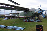 22 @ EVRA - At the Aviomuzejs, Riga - by Micha Lueck