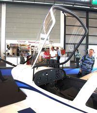 D-MVLE @ EDNY - Aveco VL-3 Sprint at the AERO 2010, Friedrichshafen - by Ingo Warnecke