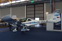 OK-OUY 05 @ EDNY - Atec 321 Faeta at the AERO 2010, Friedrichshafen - by Ingo Warnecke