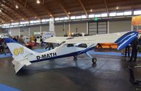 D-MATH @ EDNY - New Dimension Aircraft NDA Sky Rider at the AERO 2010, Friedrichshafen