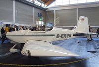 D-ERVS @ EDNY - Vans RV-7A at the AERO 2010, Friedrichshafen - by Ingo Warnecke