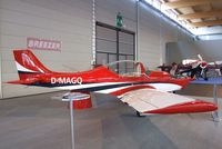 D-MAGQ @ EDNY - Breezer Aircraft Breezer at the AERO 2010, Friedrichshafen