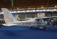 I-TFIX @ EDNY - Tecnam P2006T Fix at the AERO 2010, Friedrichshafen