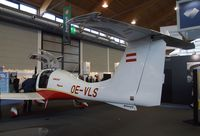 OE-VLS @ EDNY - Diamond DA-50 Fix at the AERO 2010, Friedrichshafen