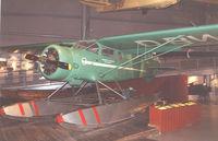 LN-DBW @ ENBO - Norwegian Aviation Museum , Bodo - by Henk Geerlings