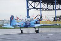 RA-3620K @ EDBM - Yakovlev Yak-52 at the 2010 Air Magdeburg
