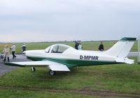 D-MPMR @ EDBM - Alpi Pioneer 300 at the 2010 Air Magdeburg - by Ingo Warnecke