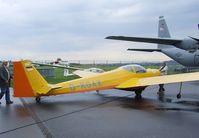 D-KGAX @ EDBM - Scheibe SF-25C Falke at the 2010 Air Magdeburg