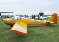 D-KGAX @ EDBM - Scheibe SF-25C Falke at the 2010 Air Magdeburg - by Ingo Warnecke