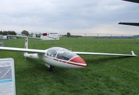 D-8277 @ EDBM - PZL SZD-48-1 Jantar Standard 2 at the 2010 Air Magdeburg - by Ingo Warnecke