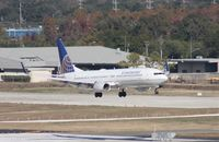 N75429 @ TPA - Continental 737-900 - by Florida Metal